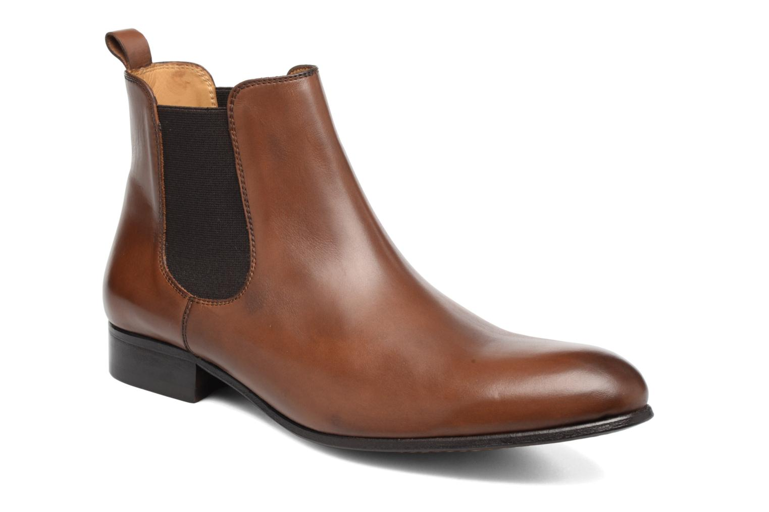 Ankle boots Brett & Sons Bret Brown detailed view/ Pair view