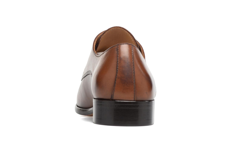 Chaussures à lacets Brett & Sons Bari Marron vue droite