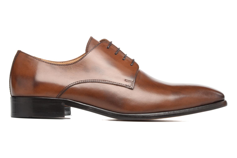 Chaussures à lacets Brett & Sons Bari Marron vue derrière