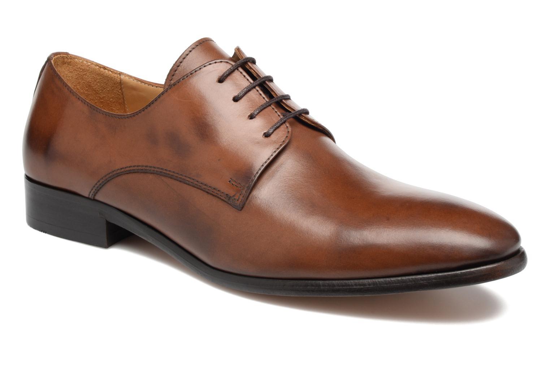 modelo más vendido de la marca Brett & Sons Bari (Marrón) - Zapatos con cordones en Más cómodo