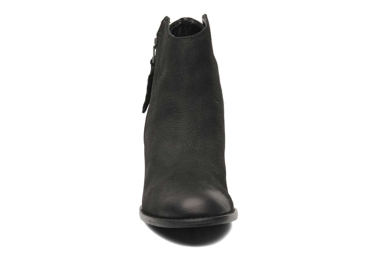 Bottines et boots Steve Madden WHYSPER Noir vue portées chaussures