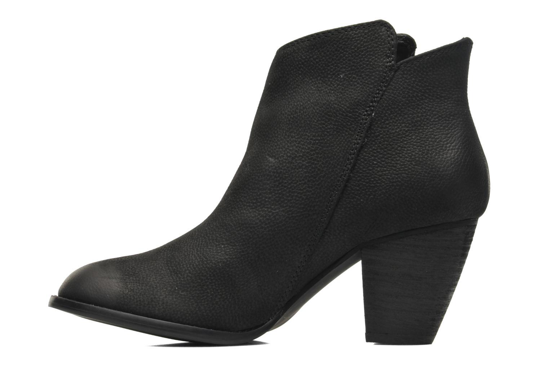 Stiefeletten & Boots Steve Madden WHYSPER schwarz ansicht von vorne