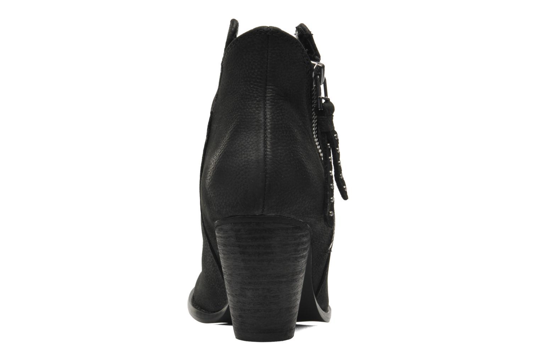 Bottines et boots Steve Madden WHYSPER Noir vue droite
