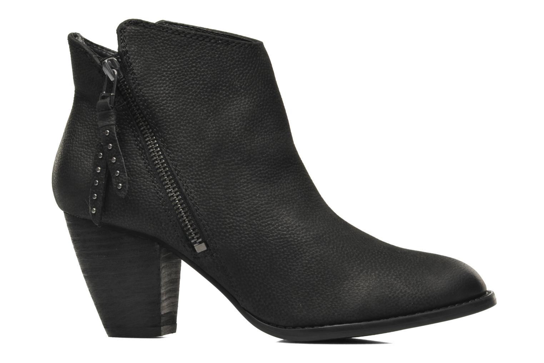 WHYSPER Black leather