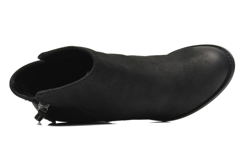 Boots en enkellaarsjes Steve Madden WHYSPER Zwart links