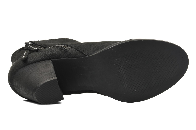 Stiefeletten & Boots Steve Madden WHYSPER schwarz ansicht von oben