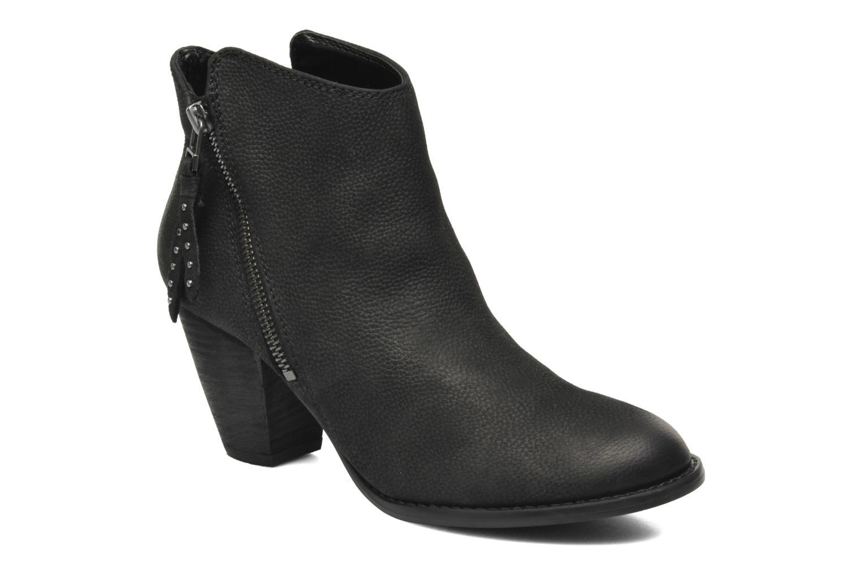 Boots en enkellaarsjes Steve Madden WHYSPER Zwart detail