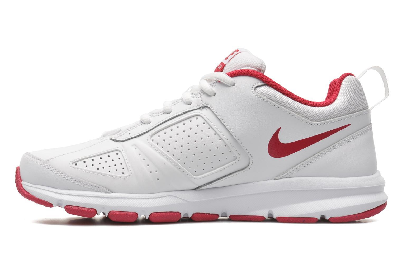 Sportschuhe Nike Wmns T-Lite Xi weiß ansicht von vorne