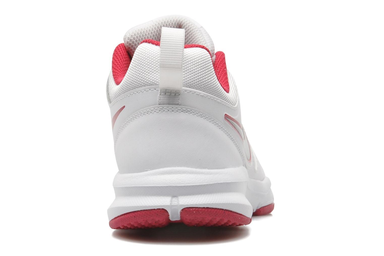 Sportschuhe Nike Wmns T-Lite Xi weiß ansicht von rechts