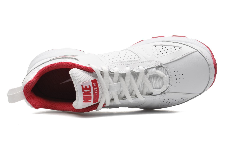 Sportschuhe Nike Wmns T-Lite Xi weiß ansicht von links