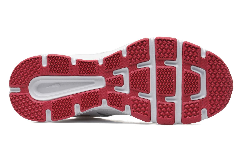 Sportschuhe Nike Wmns T-Lite Xi weiß ansicht von oben