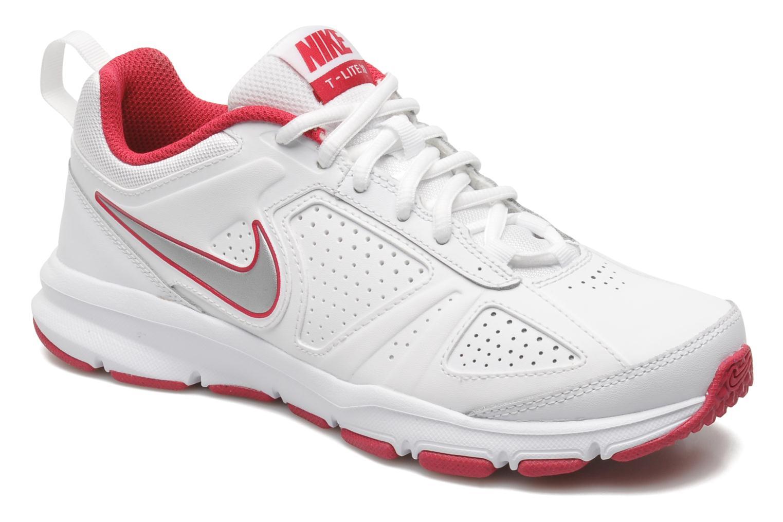 Sportschuhe Nike Wmns T-Lite Xi weiß detaillierte ansicht/modell