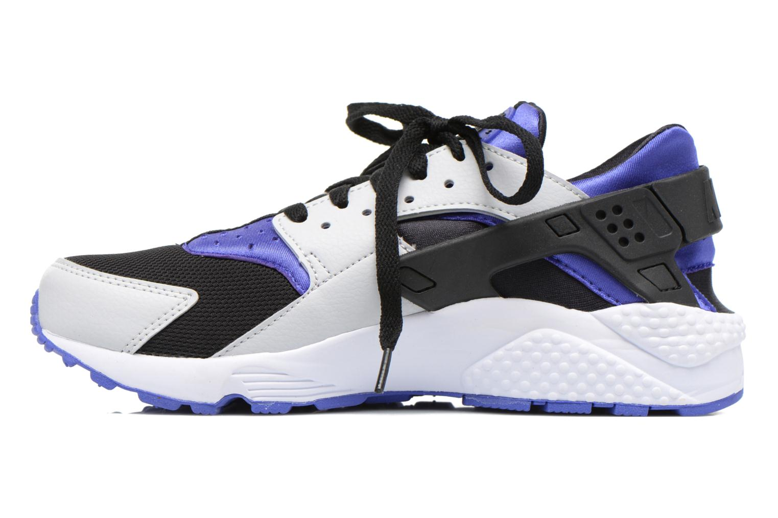 Baskets Nike Nike Air Huarache Violet vue face