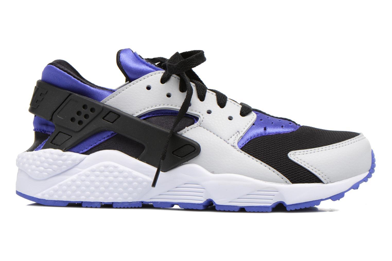 Sneaker Nike Nike Air Huarache lila ansicht von hinten