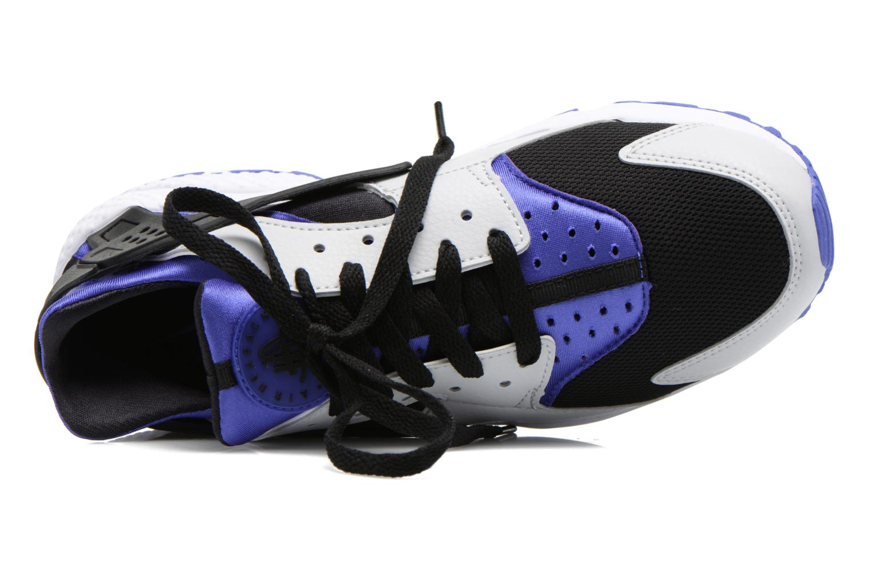 Sneaker Nike Nike Air Huarache lila ansicht von links