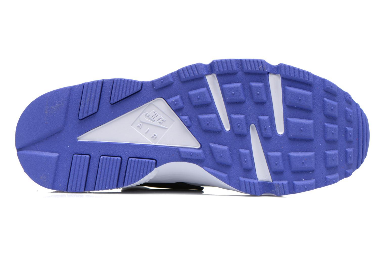 Sneaker Nike Nike Air Huarache lila ansicht von oben