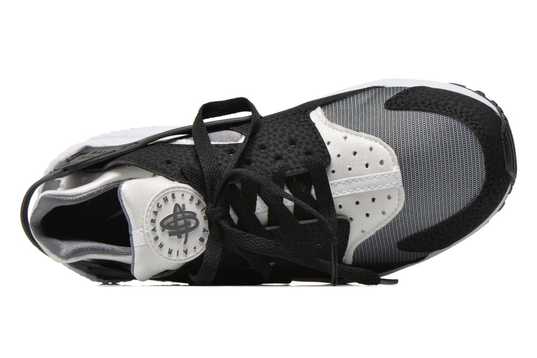 Nike Air Huarache BLACK/WHITE-DARK GREY