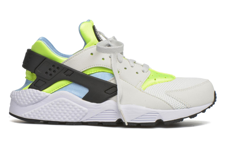 Sneakers Nike Nike Air Huarache Hvid se bagfra
