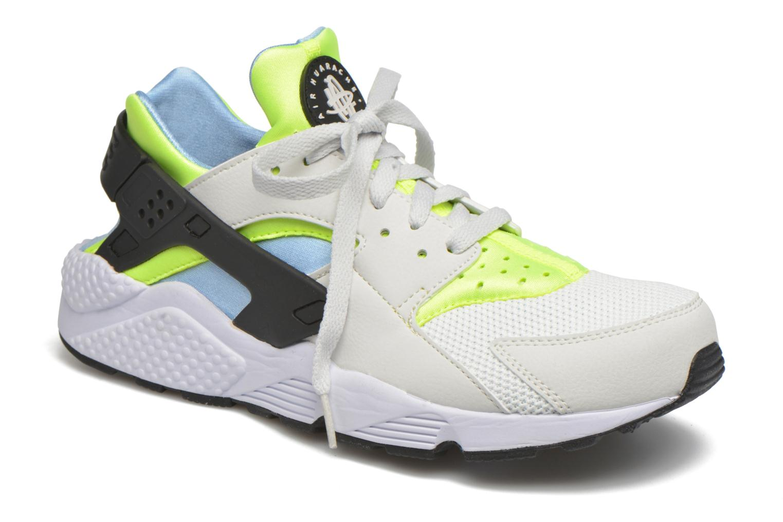 Nike Air Huarache Off White/Barely Volt-Vlt-Blcp