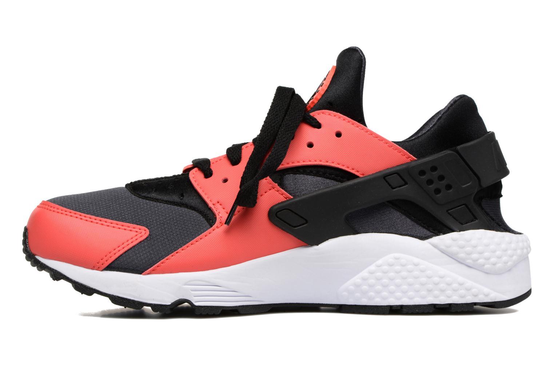 Baskets Nike Nike Air Huarache Orange vue face
