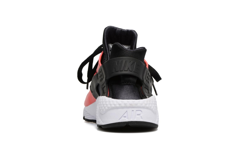 Deportivas Nike Nike Air Huarache Naranja vista lateral derecha