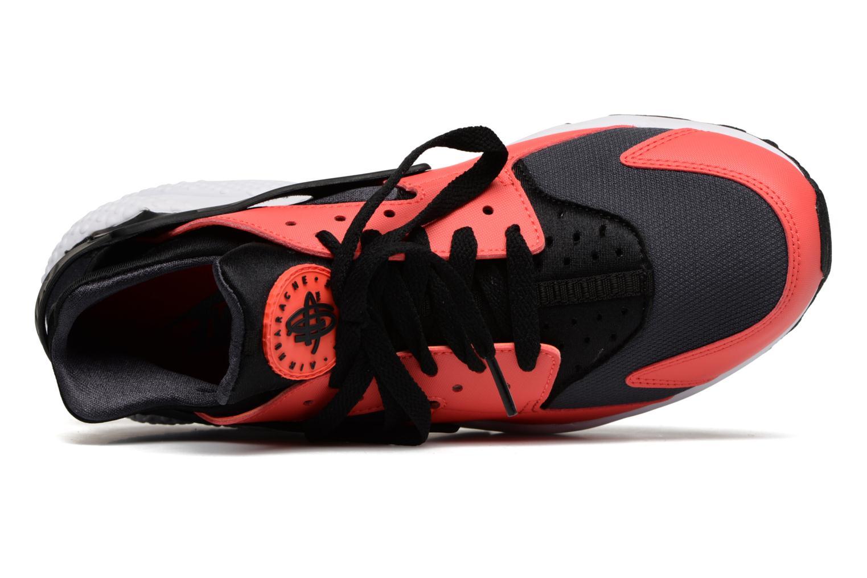 Baskets Nike Nike Air Huarache Orange vue gauche
