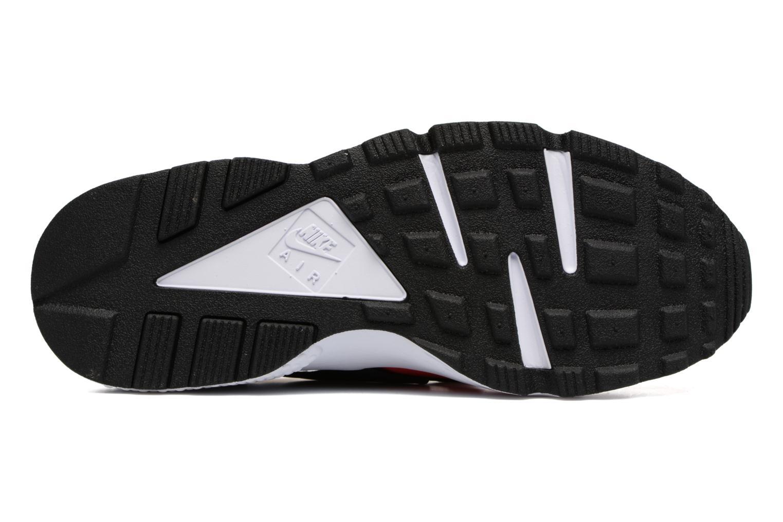 Baskets Nike Nike Air Huarache Orange vue haut