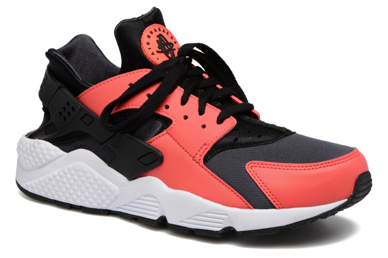 Nike Air Huarache Max Orange/Black-Black-Anthracite