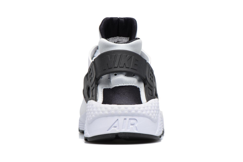 Baskets Nike Nike Air Huarache Blanc vue droite