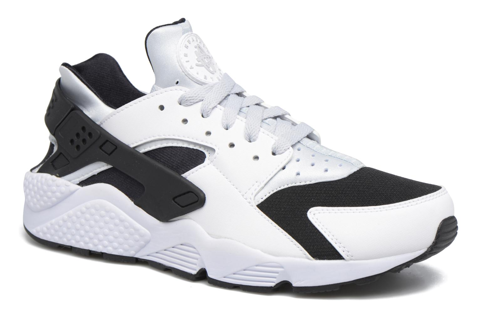 Nike Air Huarache White/Pure Platinum-Pure Platinum-Black