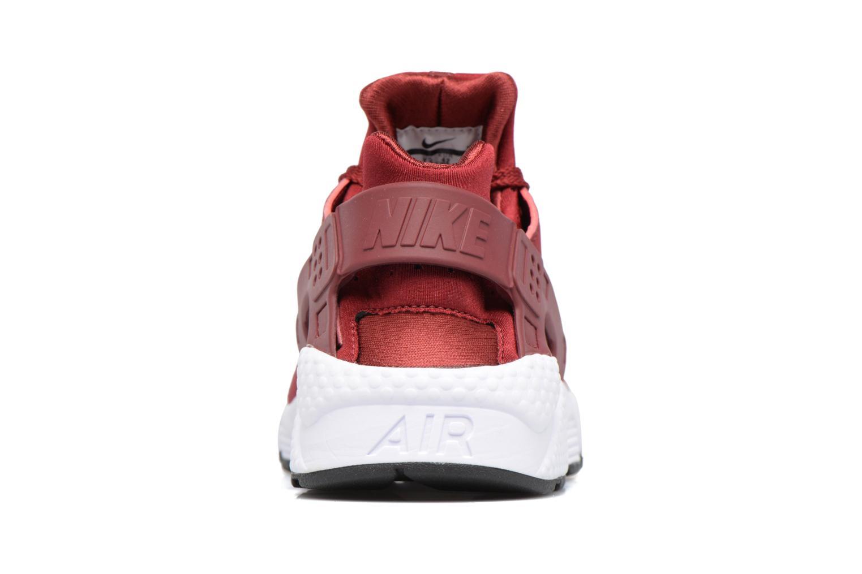 Baskets Nike Nike Air Huarache Rouge vue droite