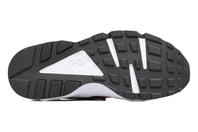 Baskets Nike Nike Air Huarache Rouge vue haut