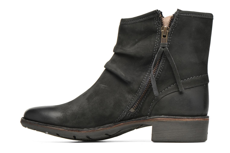 Bottines et boots Kickers Groove Soft Gris vue face