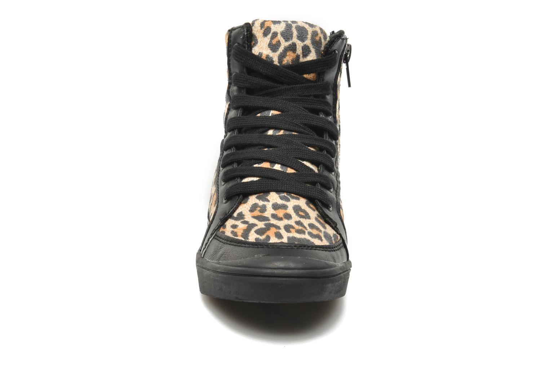 Sneakers Little Marcel PRALINE J Zwart model