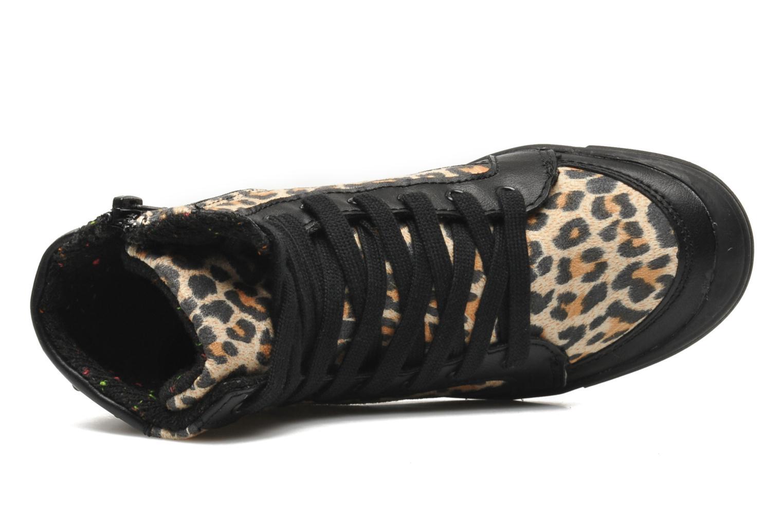 Sneakers Little Marcel PRALINE J Zwart links