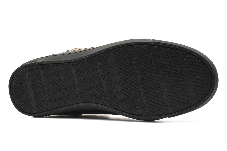 Sneakers Little Marcel PRALINE J Zwart boven