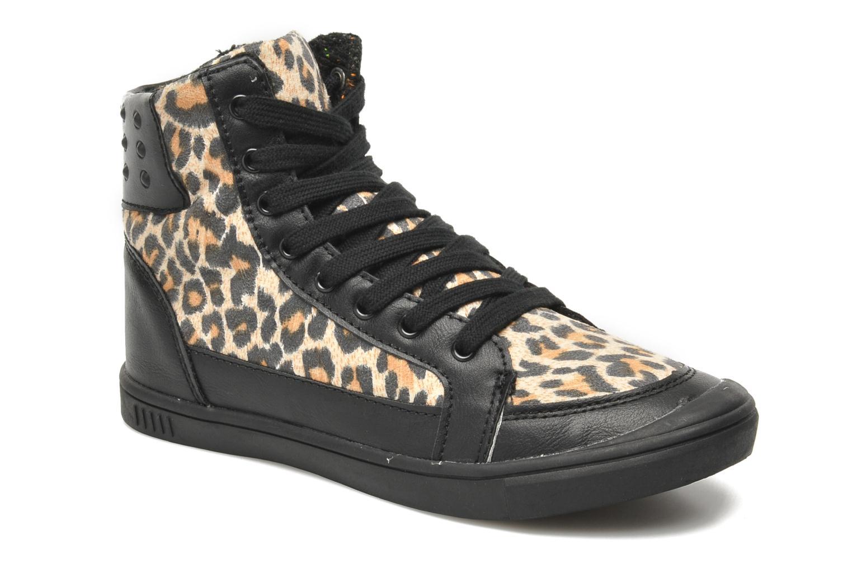 Sneakers Little Marcel PRALINE J Zwart detail
