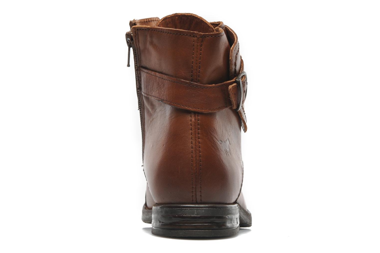 Stivaletti e tronchetti Mustang shoes Ildys Marrone immagine destra