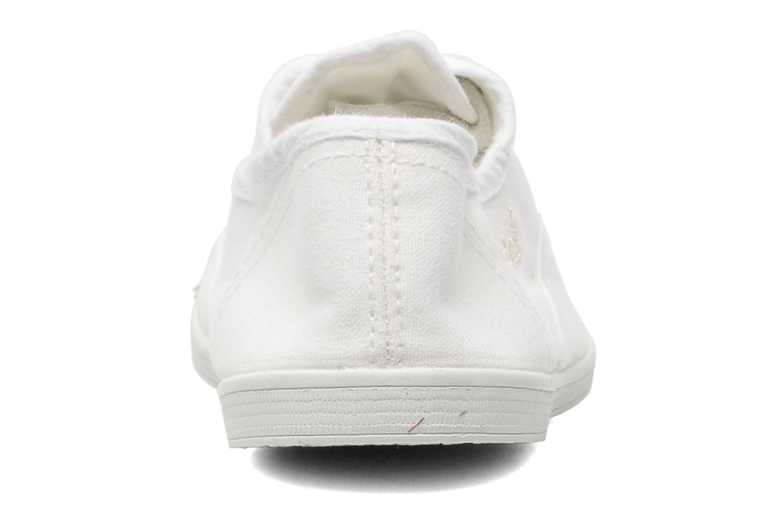 Sneakers Kaporal Vicky E Wit rechts