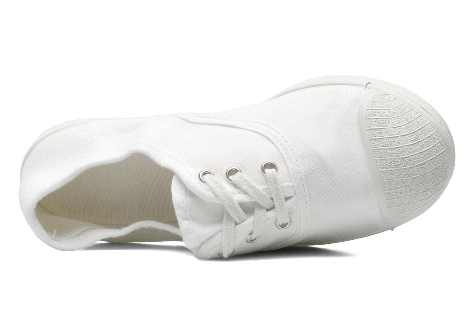 Sneakers Kaporal Vicky E Wit links