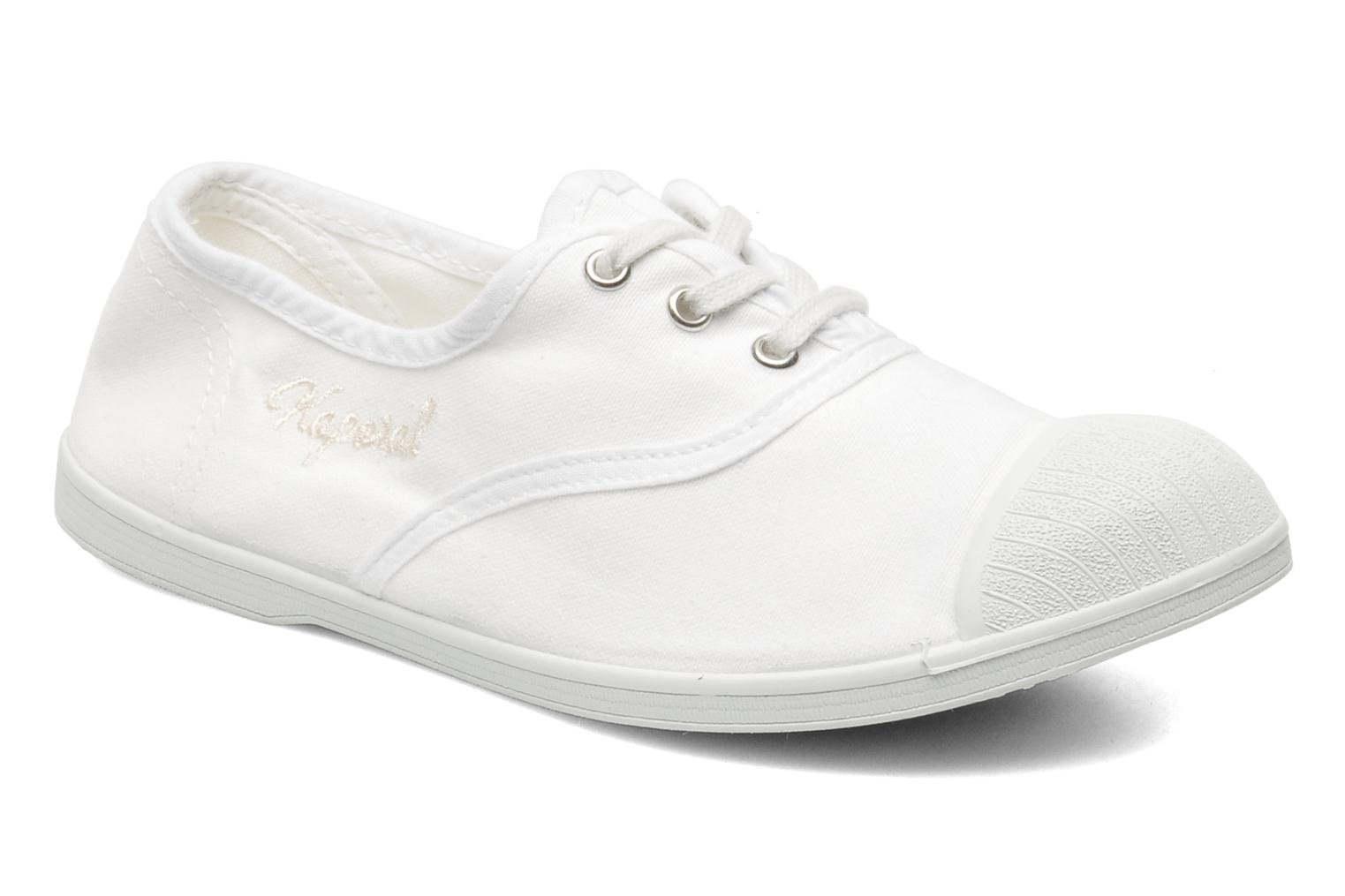 Sneakers Kaporal Vicky E Wit detail