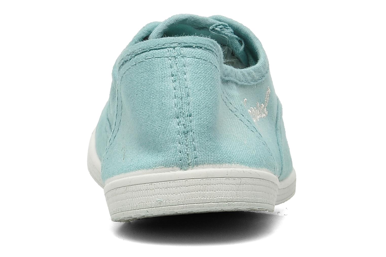 Sneaker Kaporal Vicky E grün ansicht von rechts