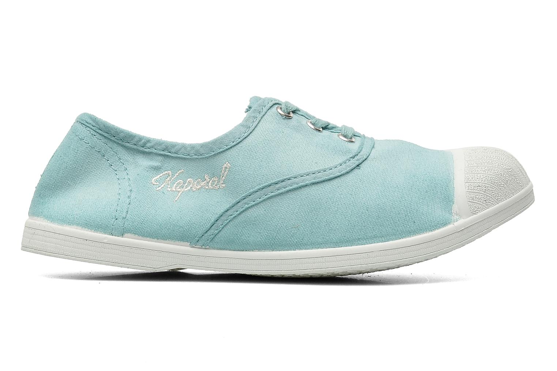 Sneaker Kaporal Vicky E grün ansicht von hinten