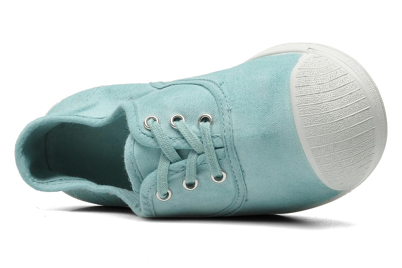 Sneaker Kaporal Vicky E grün ansicht von links