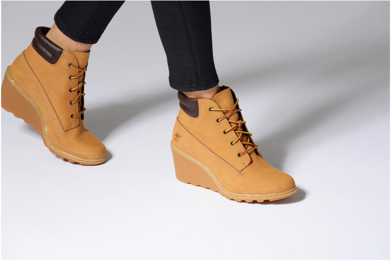 "Earthkeepers Amston 6"" Boot Wheat"