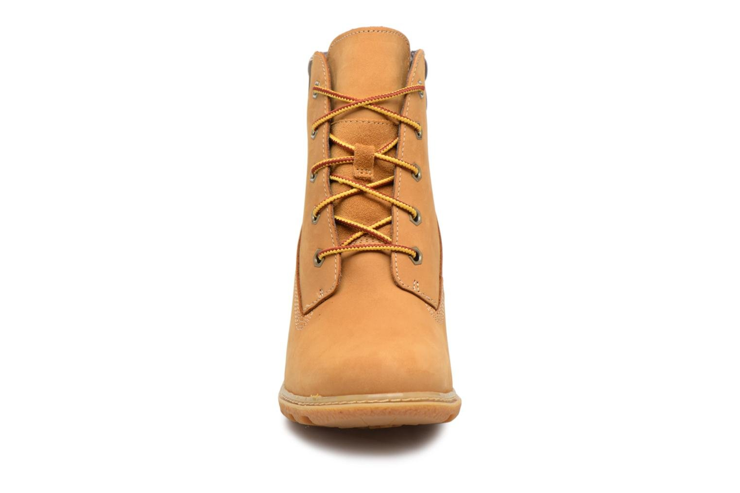 """Bottines et boots Timberland Earthkeepers Amston 6"""" Boot Marron vue portées chaussures"""