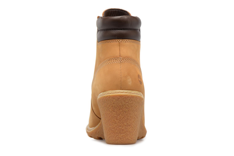 """Boots en enkellaarsjes Timberland Earthkeepers Amston 6"""" Boot Bruin rechts"""