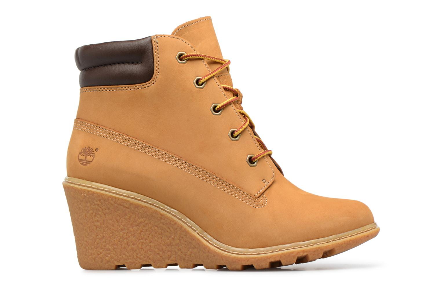"""Bottines et boots Timberland Earthkeepers Amston 6"""" Boot Marron vue derrière"""