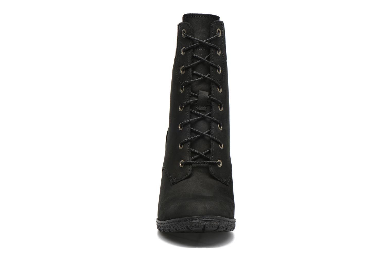 """Earthkeepers Glancy 6"""" Boot Black Nubuck"""