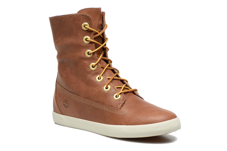 Boots en enkellaarsjes Timberland Earthkeepers Glastenbury Fold-Down Bruin 3/4'